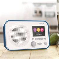 Pure Elan E3 DAB Radio - Blue