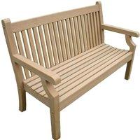 Sandwick Winawood 2-Seater Bench - Teak-Effect