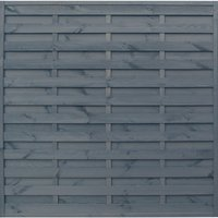 Rowlinson 3pk 6x6 Sorrento Plain Top Panel