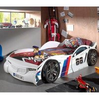 The Artisan Bed Company No.88 Car Bed - White