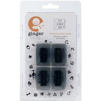 Gingersnap Spare A5 Light Box Letter Pack - Black