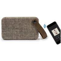 Soundz Fabric Bluetooth Speaker - Stone