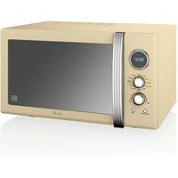 Swan Retro 900w Combi Microwave - Cream
