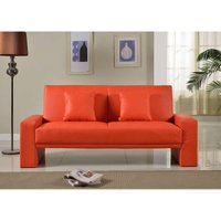 Sydney Sofa Bed - Red
