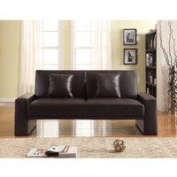 Sydney Sofa Bed - Brown