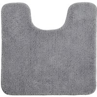 Allure Microfibre Pedestal Mat - Grey