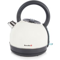 Breville 1.7L Traditional Cordless Kettle - Cream