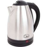 Quest 2200W Brushed Stainless Steel 1.8L Kettle