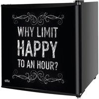 Kuhla Table Top Fridge - Happy Hour