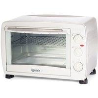 2000 Igenix 26L White Mini Oven