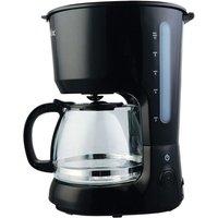 Igenix 1.25L Filter Coffee Maker - Black