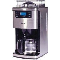 Igenix 1.5L Stainless Steel Digital Filter Coffee Maker