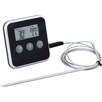 Eddingtons Digital Kitchen Timer with Meat Thermometer Probe