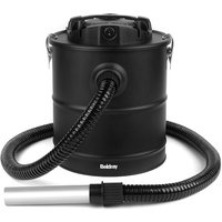 Beldray 20L Ash Fireplace, BBQ and Chimney Vacuum Cleaner - Black