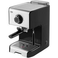 Beko Espresso Coffee Machine - Black