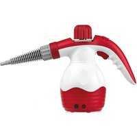 Prolectrix 10-in-1 Handheld 1100W Steam Cleaner - Red