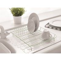 Addis Wire Dish Drainer - Blue