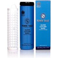 Town Talk Polish Town Talk Silver Cutlery Rinse 600ml - Maximum Strength