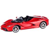 Rastar Ferrari LaFerrari Aperta Remote Control Car with Opening Doors 1:14 Scale - Red
