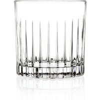 RCR 360ml Timeless Crystal Glass Whisky Tumblers - Set of 8