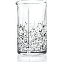 RCR 65CL Crystal Glass Tattoo Cocktail Mixing Jug - Clear