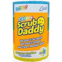 Scrub Daddy Multi-coloured Sponges - 4 Pack