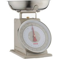 Typhoon Living Mechanical Kitchen Scales - Putty