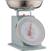 Typhoon Living Mechanical Kitchen Scales - Blue