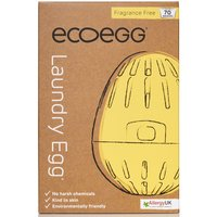 Ecoegg Fragrance Free Laundry Egg - 70 Washes