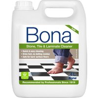 Bona Stone, Tile and Laminate Floor Cleaner Refill - 4L