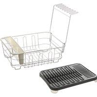 5Five Neo Dish Drainer - Grey
