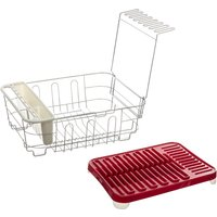 5Five Neo Dish Drainer - Red