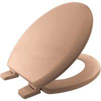 Bemis Chicago Statite Moulded Wood Toilet Seat - Pink