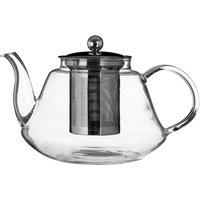 Premier Housewares High Borosilicate Teapot - 800ml