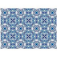 Moroccan Tiles Lap Tray