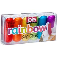 Joie Rainbow Bag Clips - Pack of 6