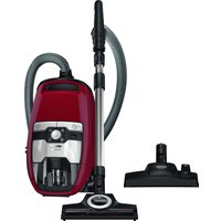 Miele Blizzard CX1 Cat and Dog Powerline Cylinder Vacuum Cleaner - Black & Red