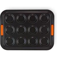 Le Creuset Bakeware 12-Cup Bun Tin Tray