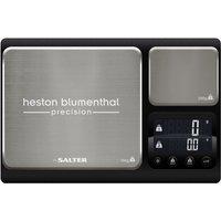 Heston Blumenthal Dual Platform Kitchen Scale - Stainless Steel