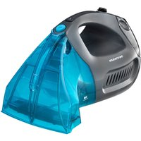 Maxi Vac Handheld Carpet & Upholstery Cleaner - Grey and Turquoise