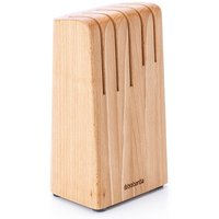 Brabantia Wooden Knife Block - Profile