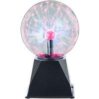 Plasma Ball Interactive Light Show