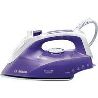 Bosch 2300W Quick Fill Steam Iron - Purple