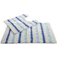 Allure Juno 2 Piece Bathroom Set - Blue