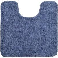 Allure Microfibre Pedestal Mat - Blue