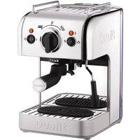 Dualit DA8440 3-in-1 Espressivo Coffee Machine - Silver