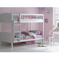 Westminster Single Bunk Bed - White