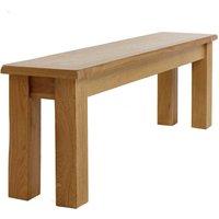 Ametis Westbury Oak Small Bench