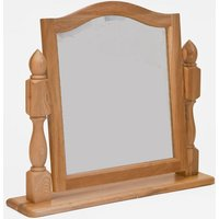 Ametis Westbury Oak Dressing Table Mirror