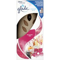 Glade Relaxing Zen Automatic Spray Air Freshener Holder